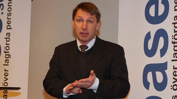 Bild på Pontus Ljunggren, advokat från Skövde