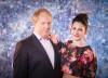 Bild på programledarna Anders Jansson och Nour El-Refai