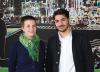 Erika och Louis är Skövde Kommuns nya demokratiutvecklare under 2014