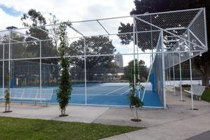 Prince Alfred Park, Surry Hills Tennis Courts