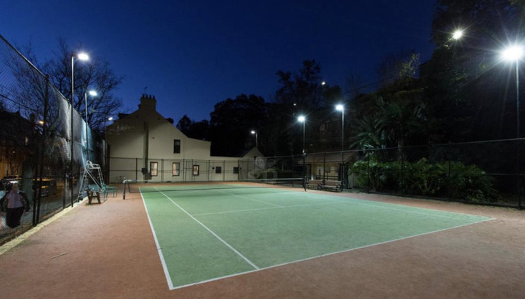 The Langham, Kent Street, Millers Point Tennis Courts
