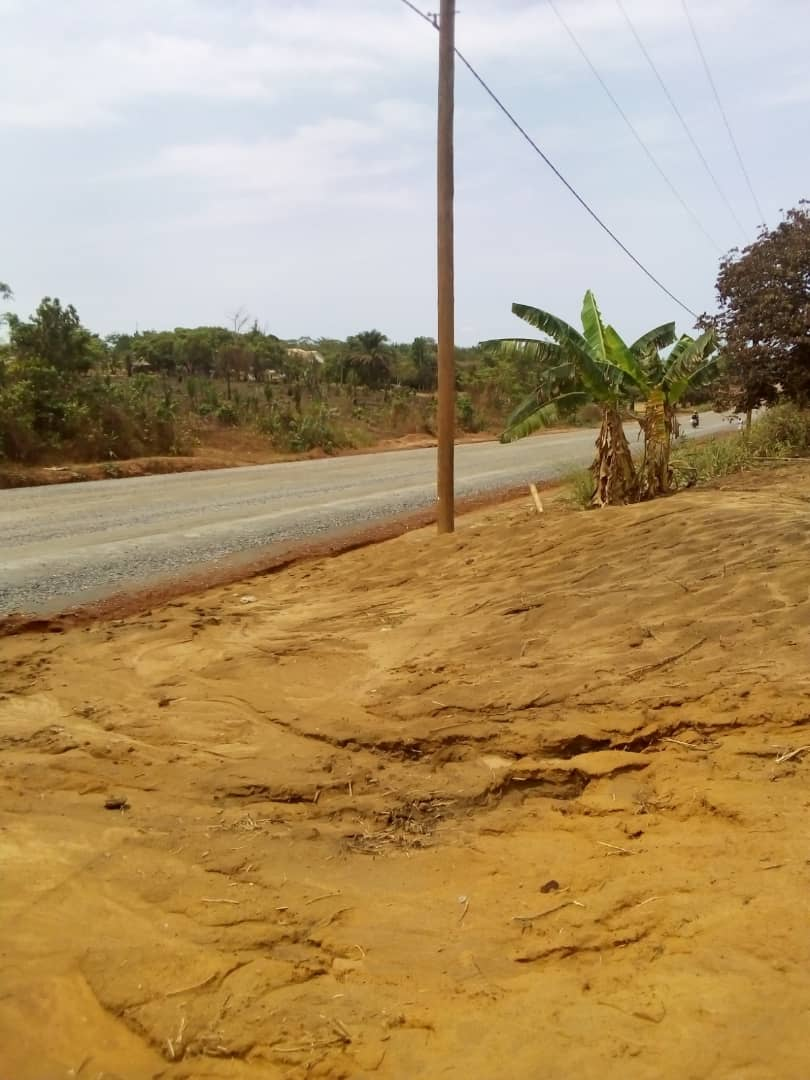 Land for sale at Douala, Bassa, Pk27 - 1000 m2 - 8 000 000 FCFA