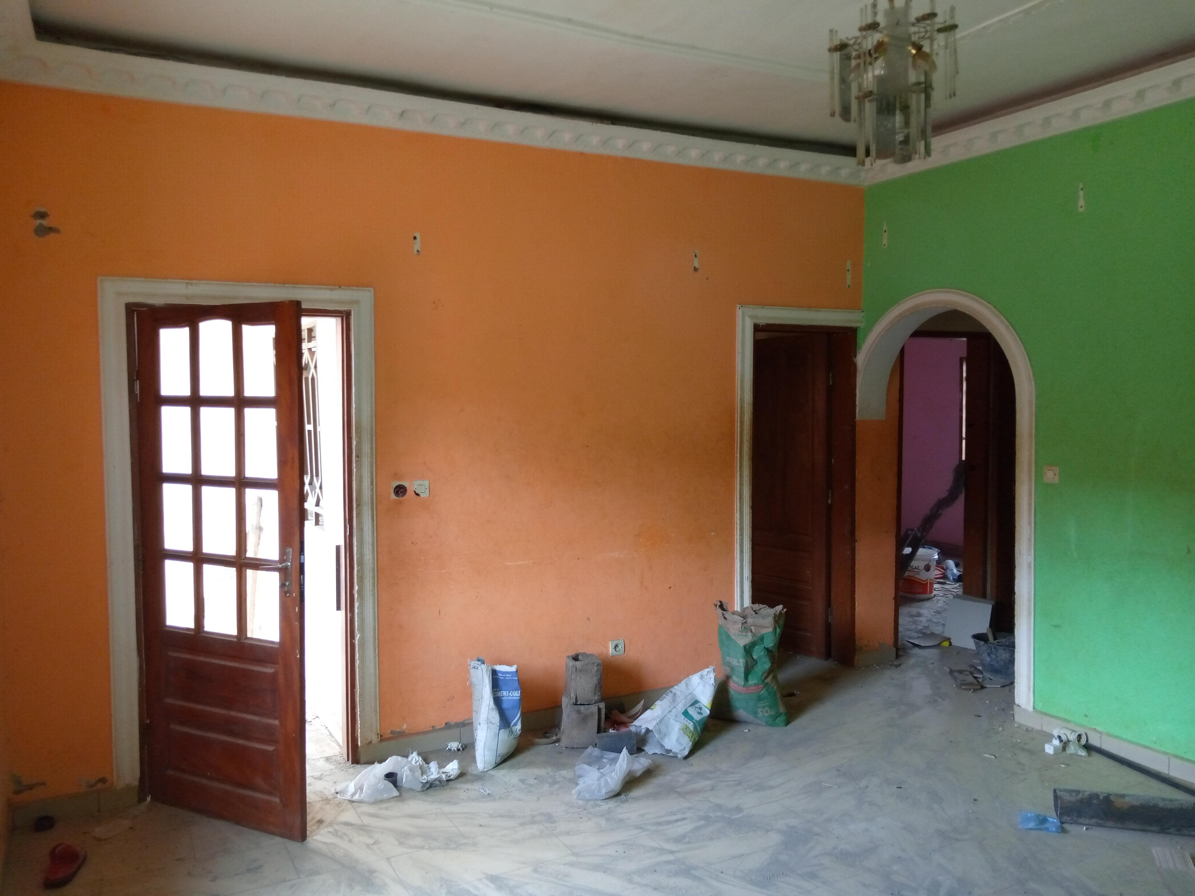 Appartement à louer - Yaoundé, Biyem-Assi, Jouvence - 1 salon(s), 2 chambre(s), 2 salle(s) de bains - 110 000 FCFA / mois