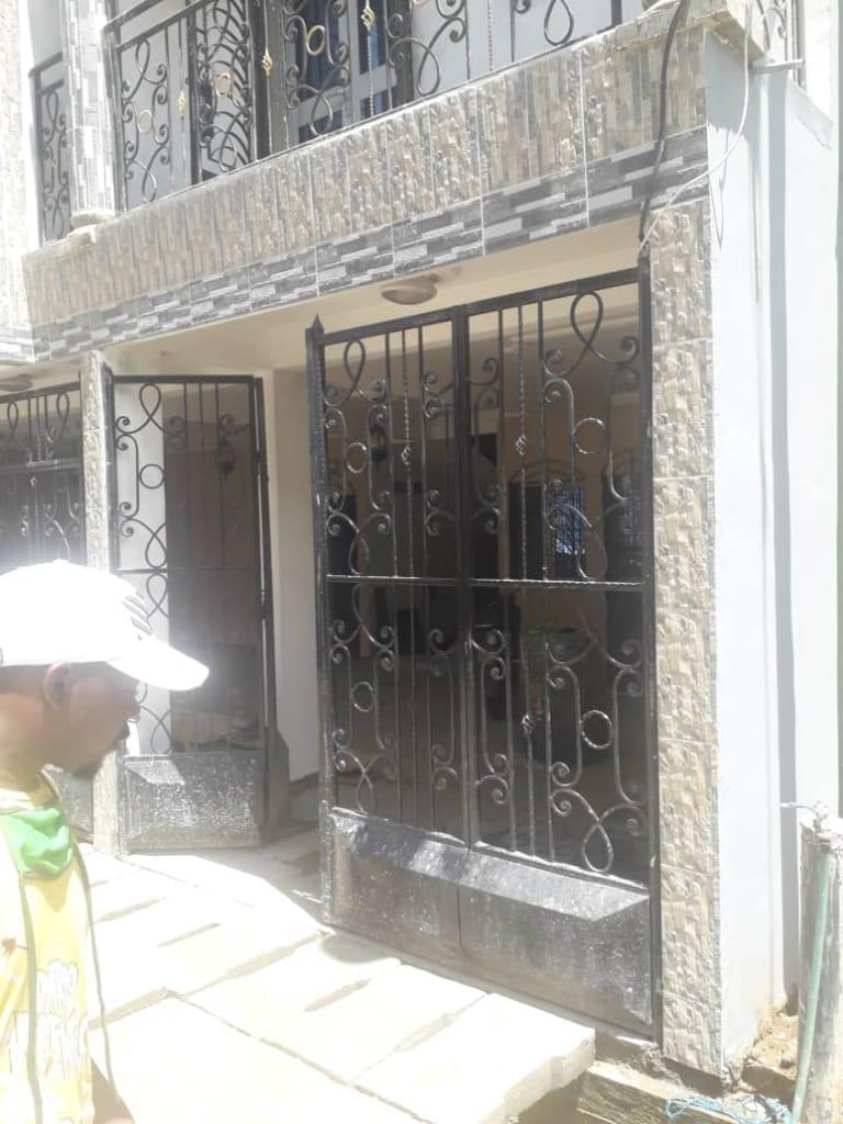 Apartment to rent - Douala, Kotto, Kotto - 1 living room(s), 2 bedroom(s), 2 bathroom(s) - 120 000 FCFA / month