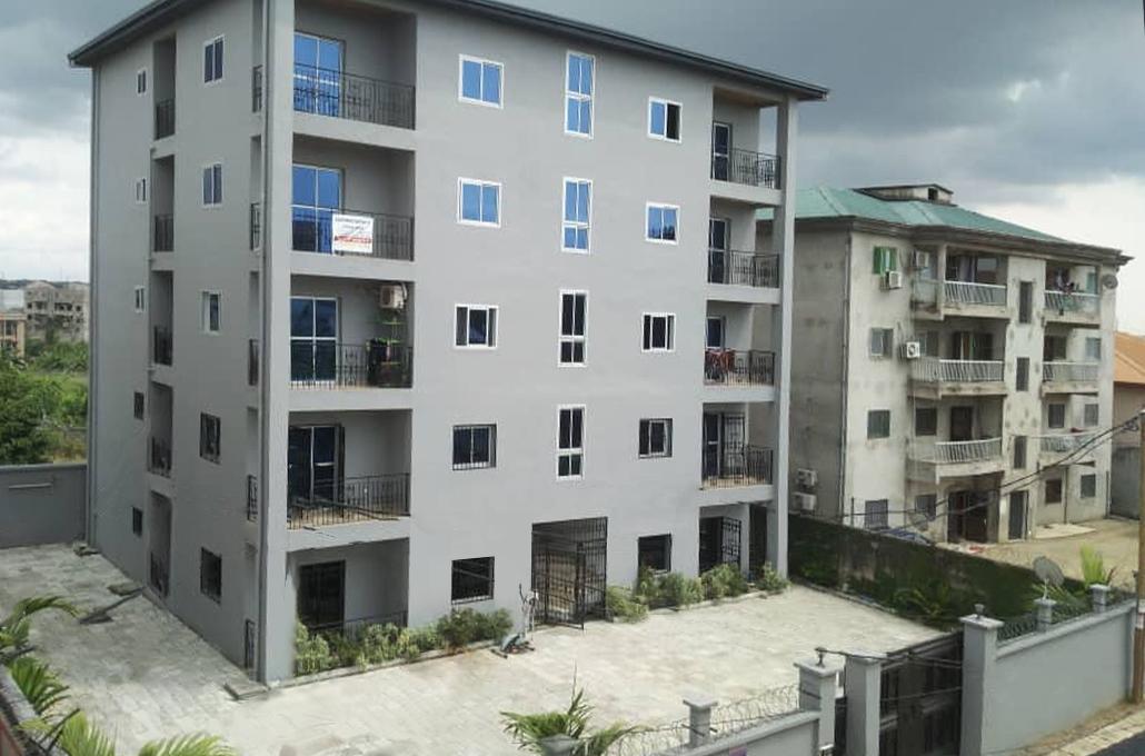 Apartment to rent - Douala, Logbessou I, Logbessou - 1 living room(s), 2 bedroom(s), 2 bathroom(s) - 130 000 FCFA / month