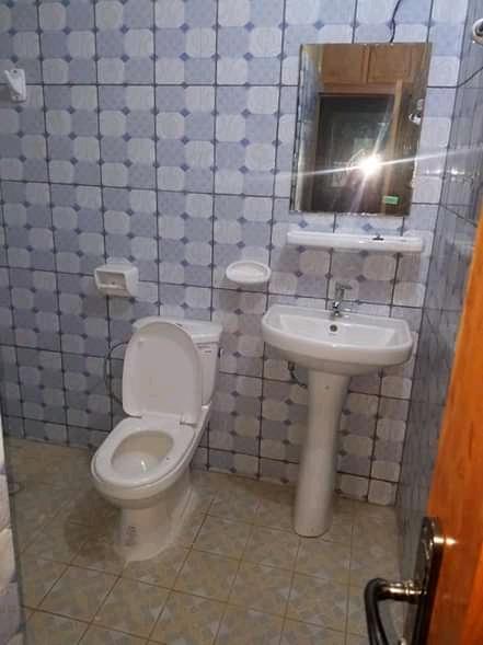 Apartment to rent - Douala, Logbessou I, Ver carrefour logbessou - 1 living room(s), 2 bedroom(s), 2 bathroom(s) - 100 000 FCFA / month