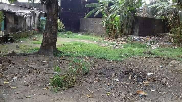 Land for sale at Douala, Ndogbong, entrée bifaga - 210 m2 - 11 000 000 FCFA
