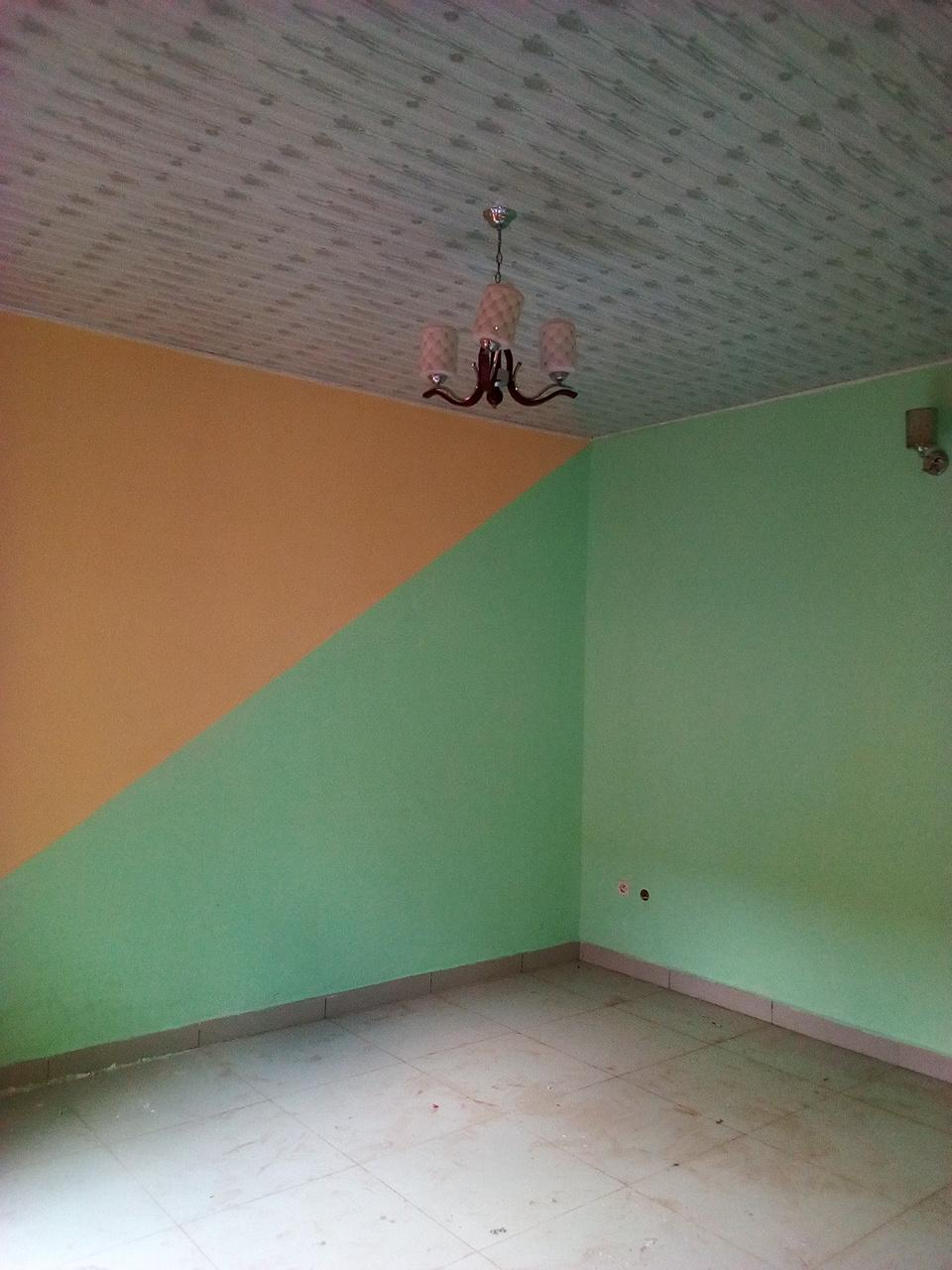 Appartement à louer - Yaoundé, Mimboman I, pas loin de dernier poteau - 1 salon(s), 1 chambre(s), 1 salle(s) de bains - 85 000 FCFA / mois