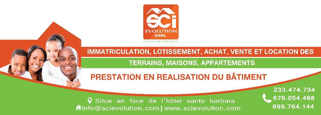 Terrain à vendre - Douala, Bassa, Lendi - 250 m2 - 2 500 000 FCFA