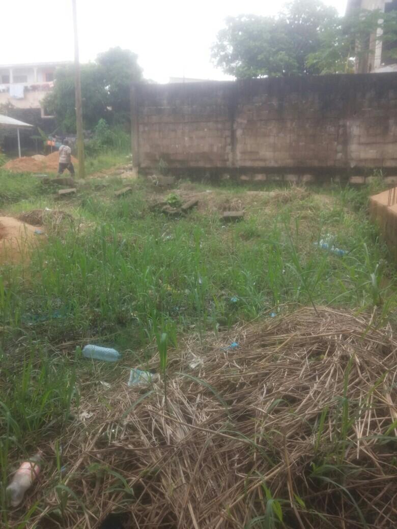 Terrain à vendre - Douala, Beedi, au stade - 400 m2 - 12 000 000 FCFA