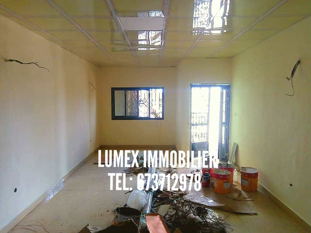 Apartment to rent - Yaoundé, Mbankolo,  - 1 living room(s), 1 bedroom(s), 1 bathroom(s) - 100 000 FCFA / month