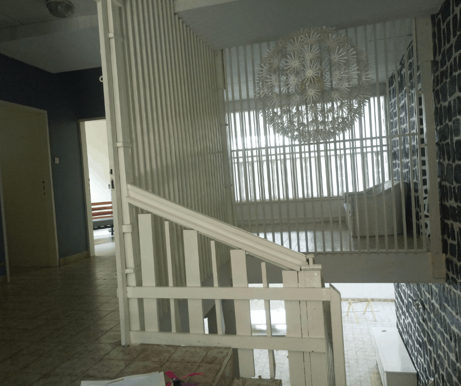 House (Villa) to rent - Douala, Bonanjo,  - 1 living room(s), 4 bedroom(s), 3 bathroom(s) - 2 500 000 FCFA / month