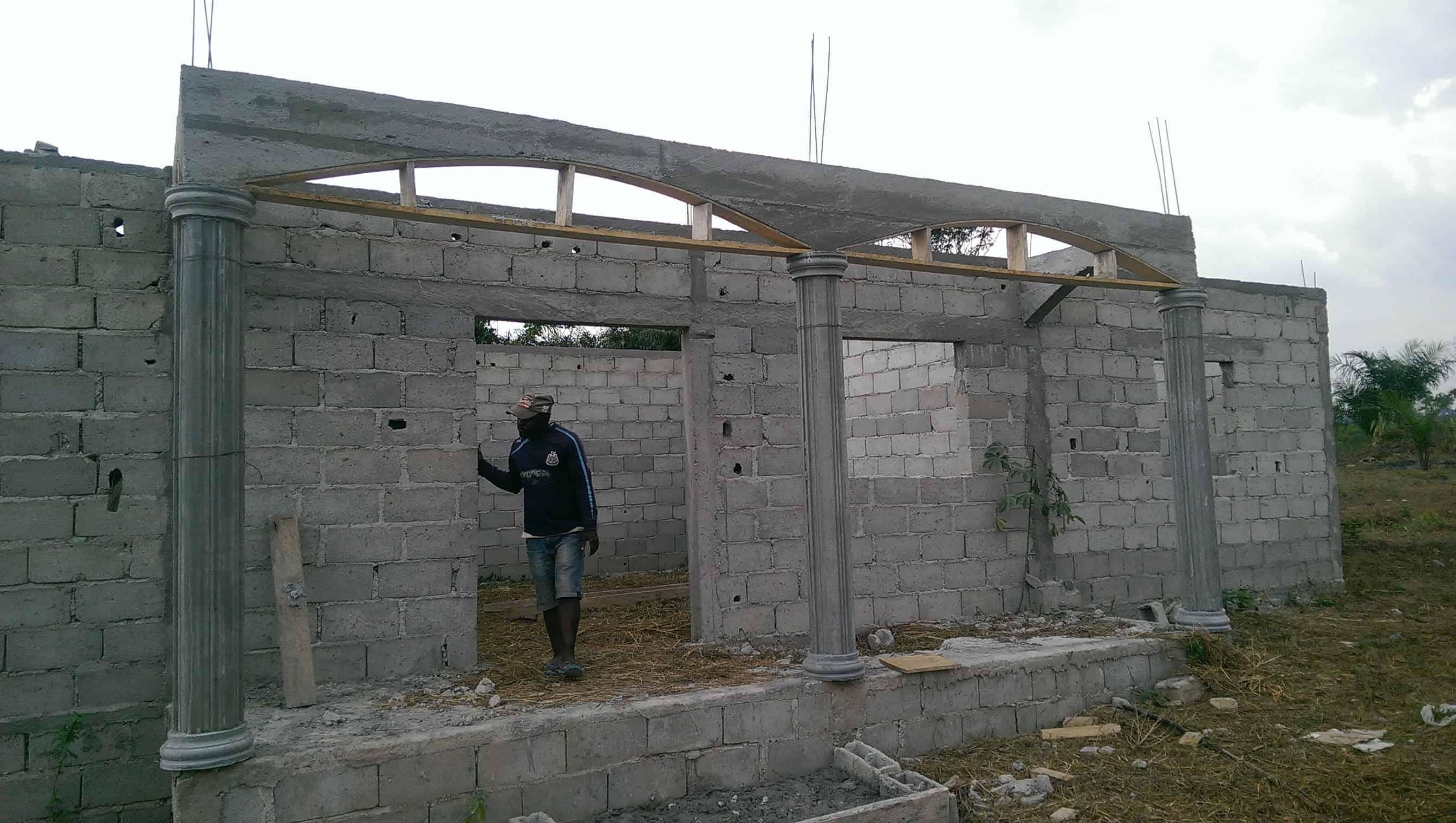 Land for sale at Yaoundé, Mfou, kye ossi, ville frontalier cameroun - gabon - guinee equatoriale - 3200 m2 - 8 000 000 FCFA