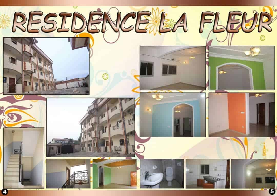Apartment to rent - Yaoundé, Odza, Petit marché - 1 living room(s), 2 bedroom(s), 1 bathroom(s) - 250 000 FCFA / month