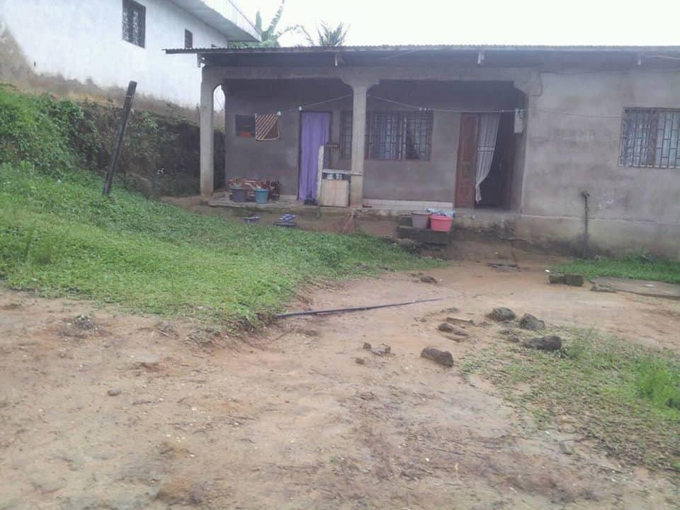 Land for sale at Douala, Beedi, santa rosa - 400 m2 - 12 000 000 FCFA