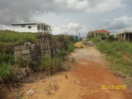 Land for sale at Douala, Logpom, 4avenue - 400 m2 - 24 000 000 FCFA