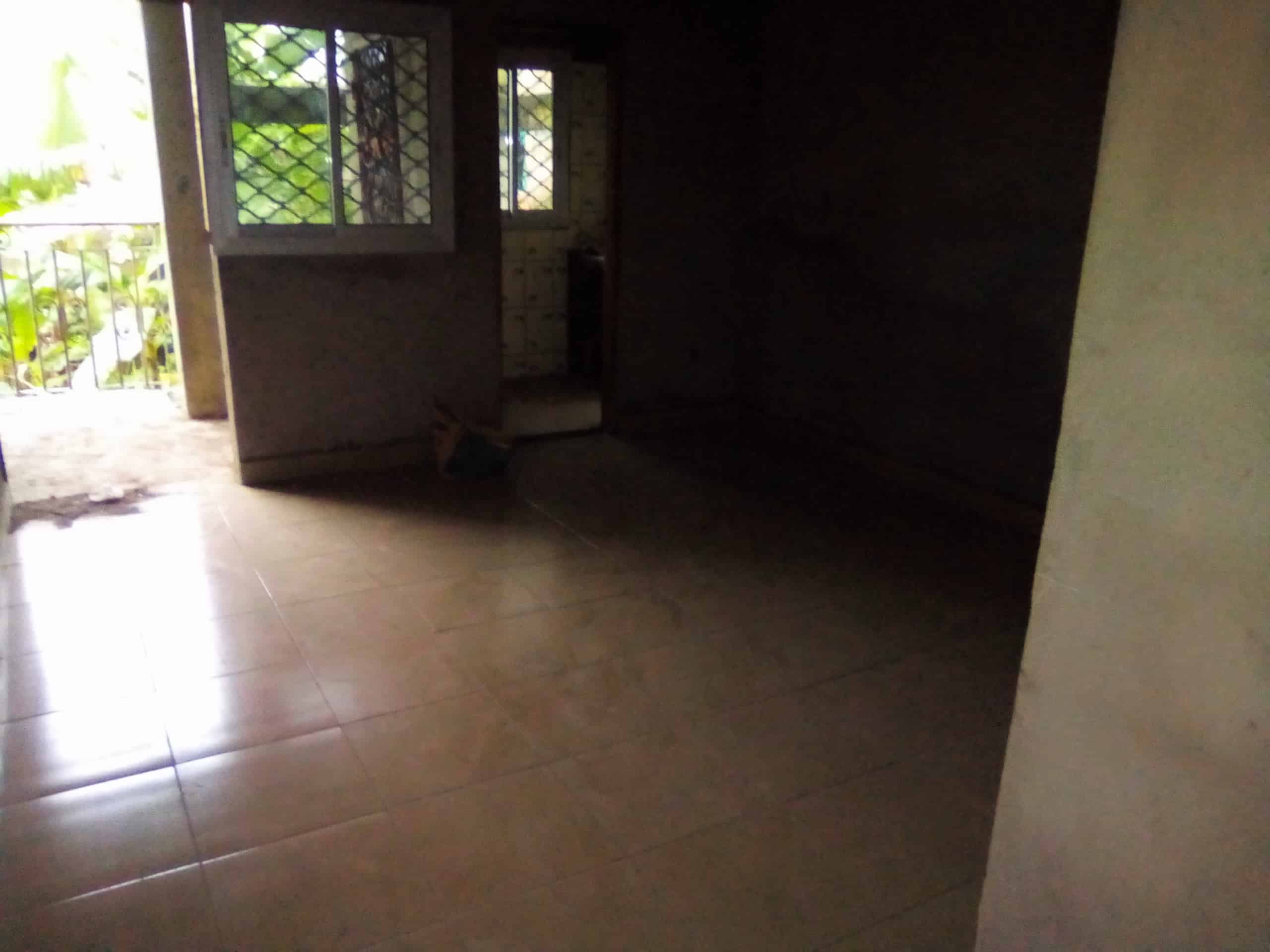 Apartment to rent - Douala, Kotto, kotto - 1 living room(s), 1 bedroom(s), 1 bathroom(s) - 50 000 FCFA / month