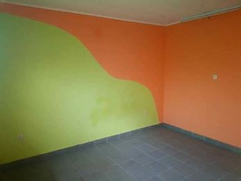 Studio to rent - Douala, Makepe, Makepe BM Rue des paves - 40 000 FCFA / month
