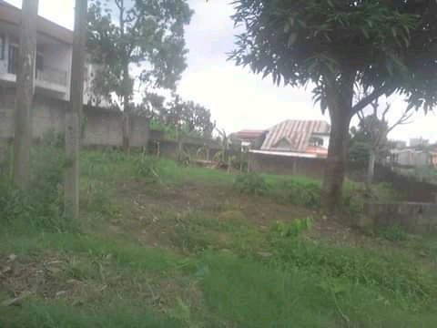 Land for sale at Douala, Logpom, Carrefour bassong - 400 m2 - 24 000 000 FCFA