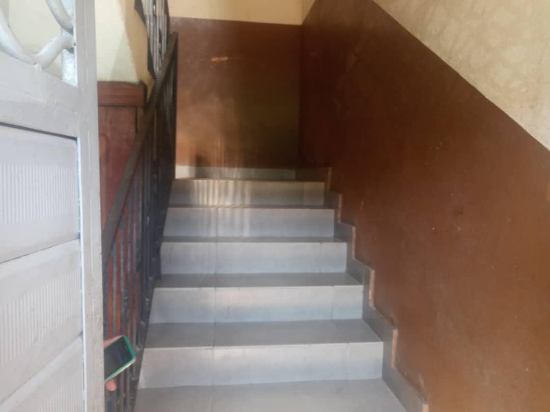 Apartment to rent - Douala, Kotto, Ver la station Neptune - 1 living room(s), 1 bedroom(s), 1 bathroom(s) - 70 000 FCFA / month