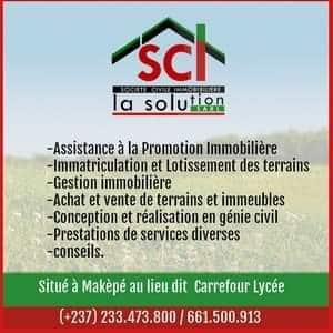 Land for sale at Douala, Logbessou I, A la frontière avec Lendi - 350000 m2 - 60 000 000 FCFA