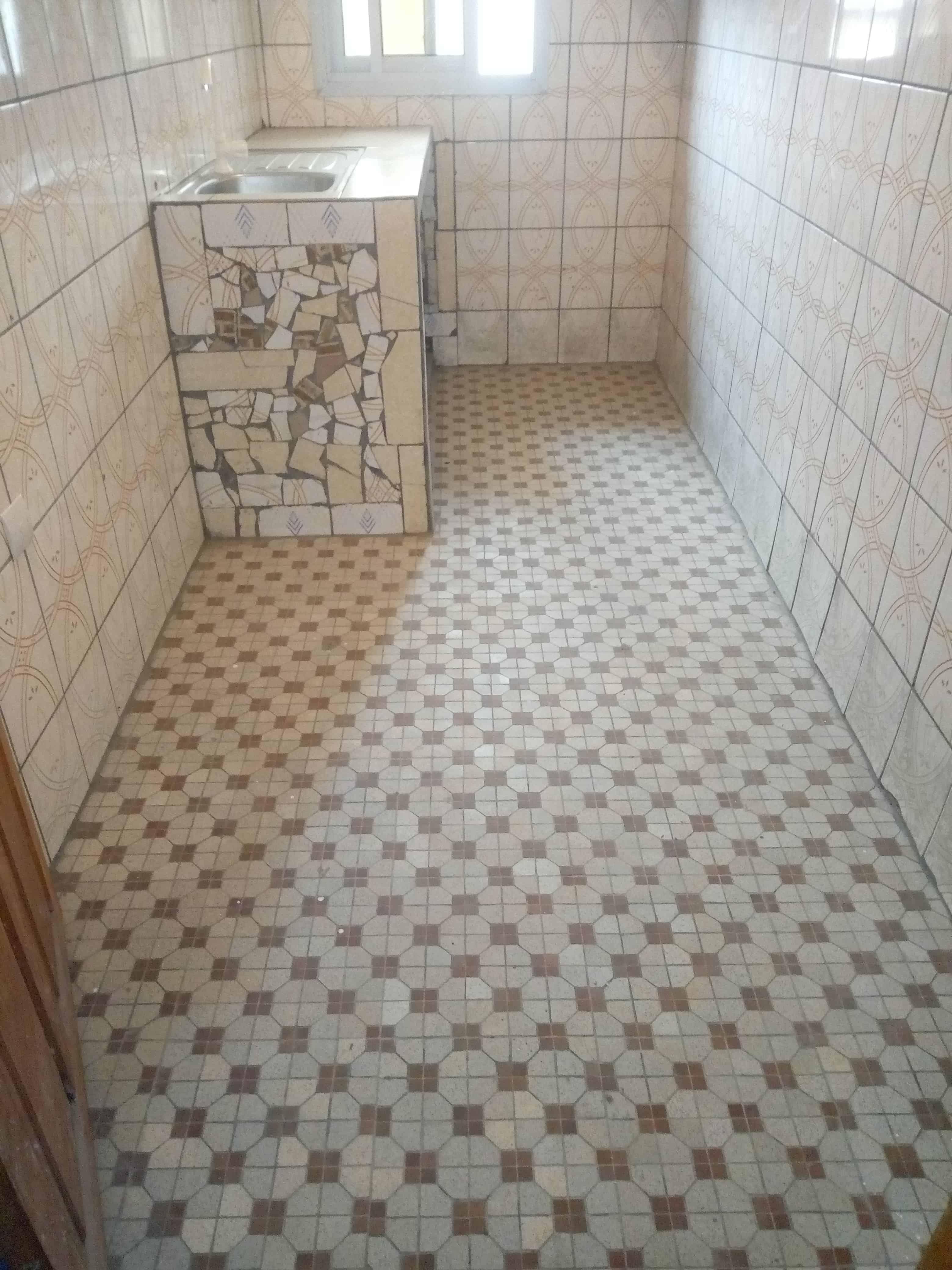 Appartement à louer - Douala, Makepe, Rond pauleng - 1 salon(s), 1 chambre(s), 1 salle(s) de bains - 90 000 FCFA / mois