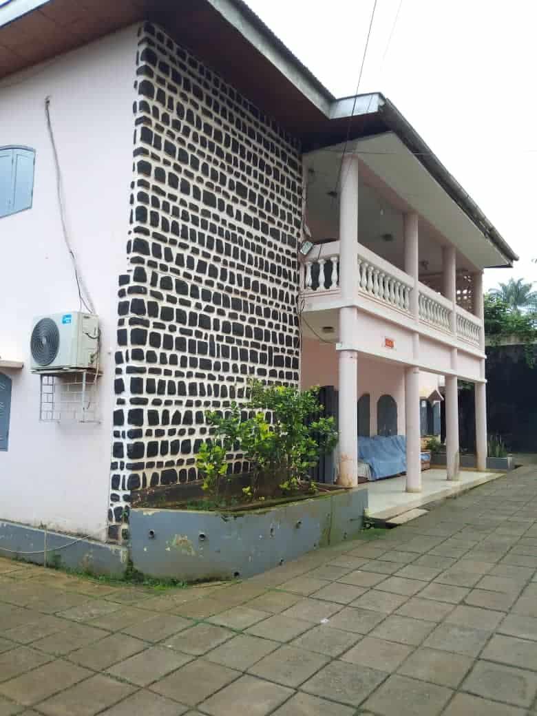 Maison (Villa) à vendre - Yaoundé, Bastos, Duplex a vendre Yaoundé bastos (Laboratoire Meka) - 1 salon(s), 4 chambre(s), 3 salle(s) de bains - 700 000 000 FCFA