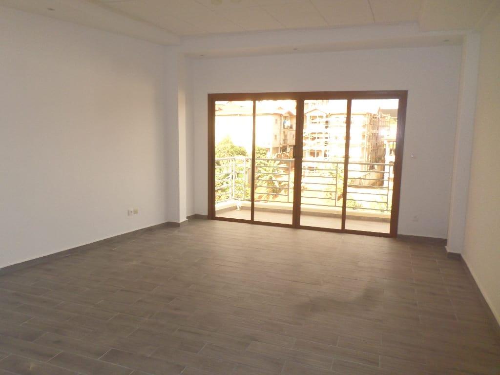 Apartment to rent - Yaoundé, Mfandena,  - 1 living room(s), 1 bedroom(s), 2 bathroom(s) - 250 000 FCFA / month