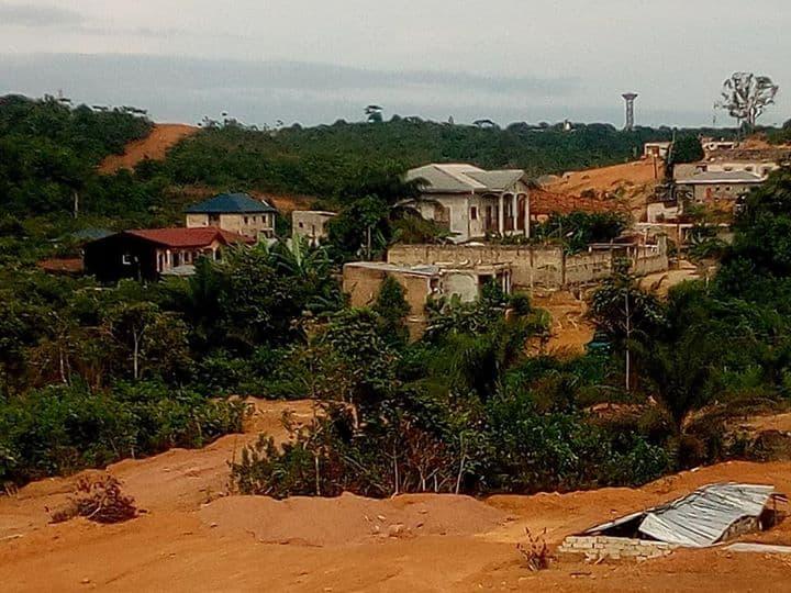 Terrain à vendre - Douala, PK 11, plus precisemet a pk12;  apres le marché de k12 derriere le genie militaire - 200 m2 - 2 400 000 FCFA