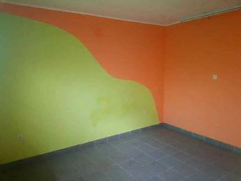 Studio to rent - Douala, Makepe, Makepe BM Rue des paves - 40 000 FCFA / month