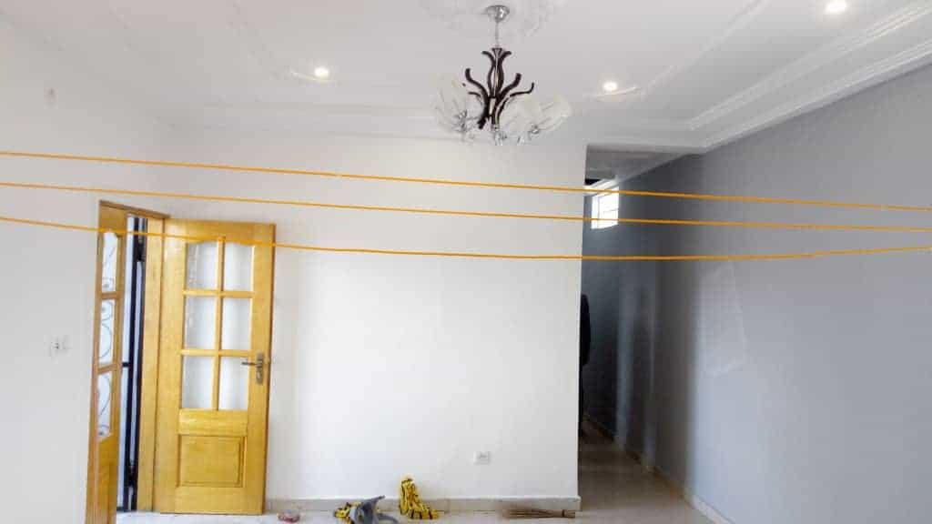 Apartment to rent - Douala, Bonamoussadi, Ver hôtel mboa - 1 living room(s), 2 bedroom(s), 2 bathroom(s) - 140 000 FCFA / month