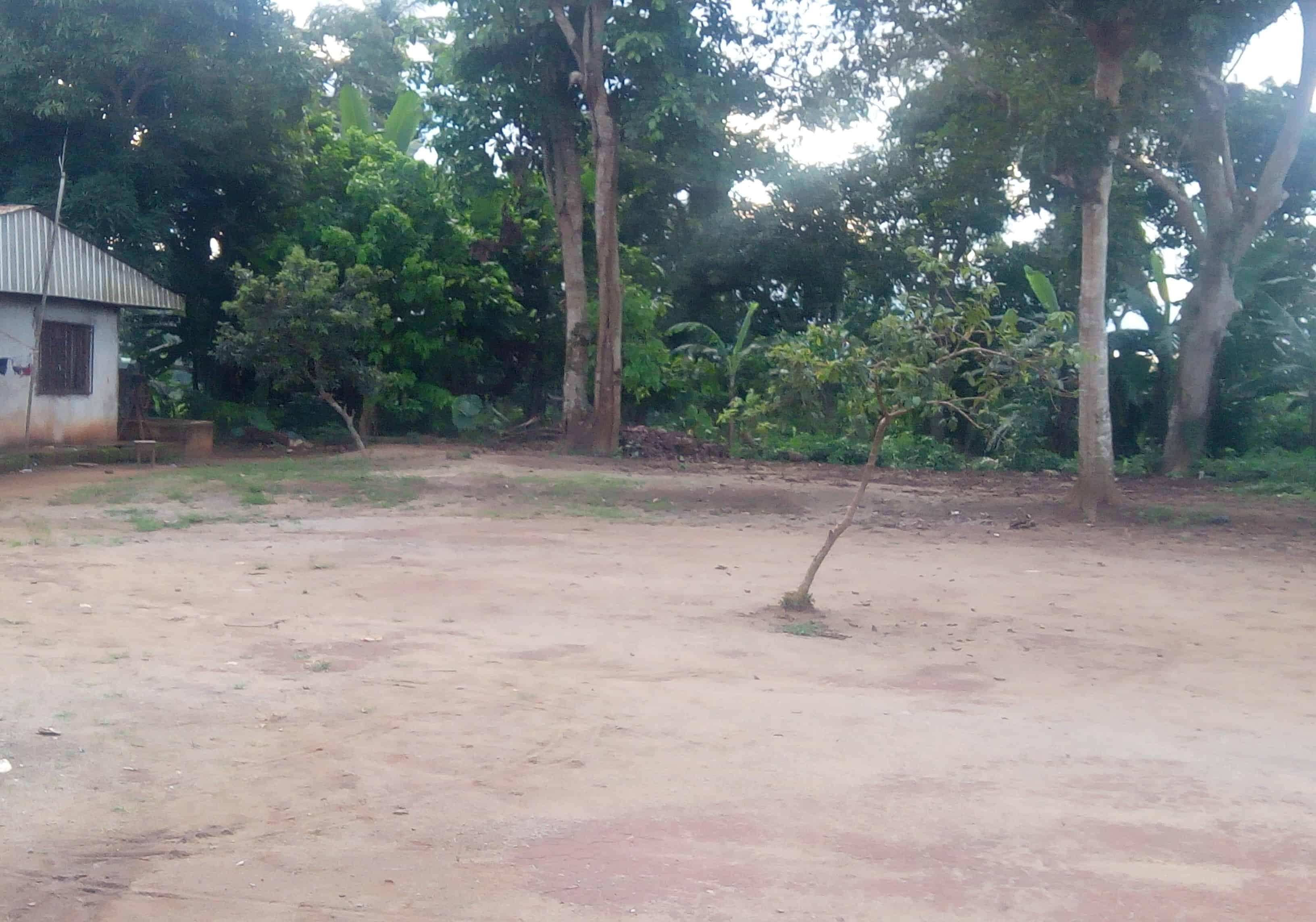 Land for sale at Yaoundé, Nkolfoulou, Yéné yéné - 900 m2 - 7 200 000 FCFA