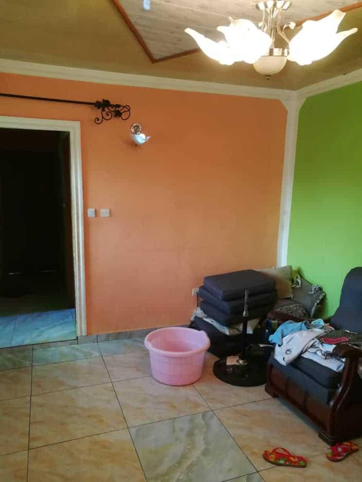 Apartment to rent - Douala, Bonamoussadi, Ver super marché carrefour - 1 living room(s), 1 bedroom(s), 1 bathroom(s) - 65 000 FCFA / month
