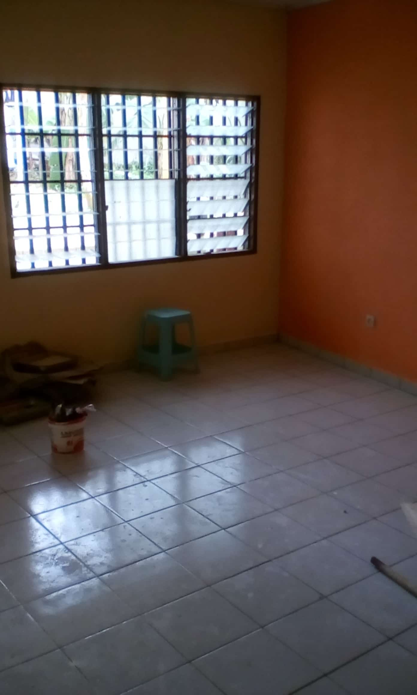 Apartment to rent - Douala, Logbessou I, Antenne - 1 living room(s), 1 bedroom(s), 1 bathroom(s) - 55 000 FCFA / month