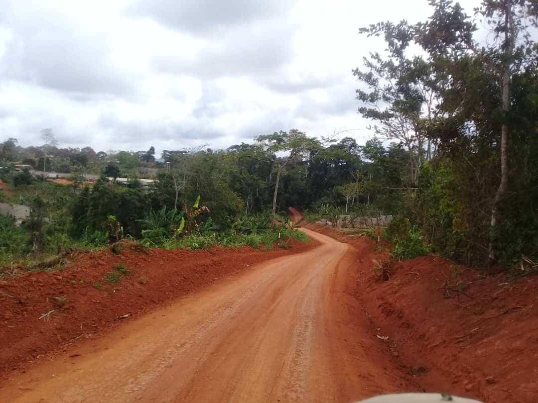 Land for sale at Yaoundé, Nkolbisson, Autoroute Yaounde Douala - 2000 m2 - 14 000 000 FCFA