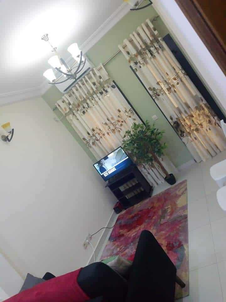 Apartment to rent - Douala, Bonamoussadi, Groupe électrogène - 1 living room(s), 1 bedroom(s), 2 bathroom(s) - 170 000 FCFA / month