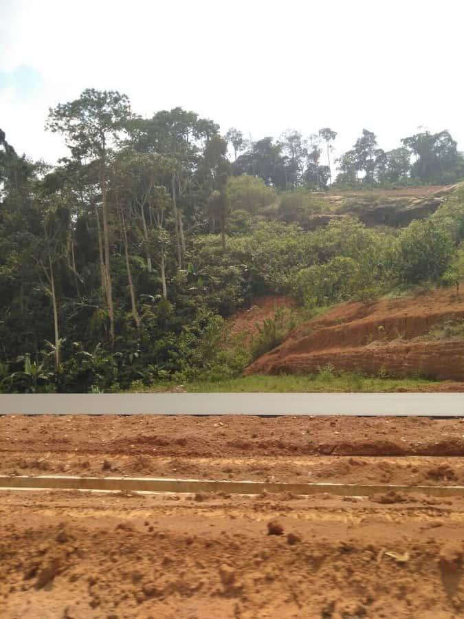 Land for sale at Yaoundé, Nkolbisson, Autoroute Yaounde Douala - 2000 m2 - 6 000 000 FCFA