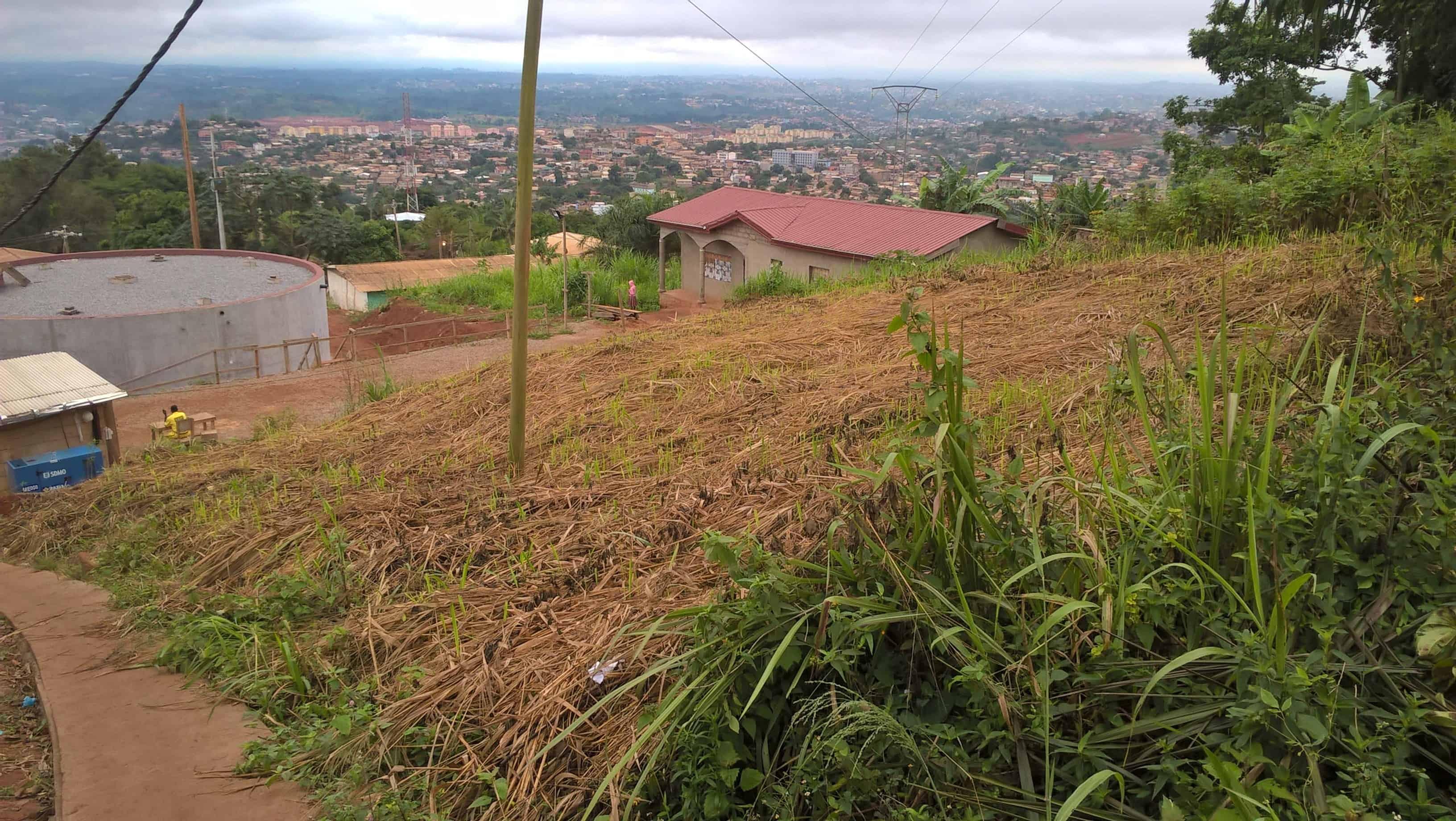 Land for sale at Yaoundé, Messassi, Nkolndobo - 500 m2 - 9 000 000 FCFA
