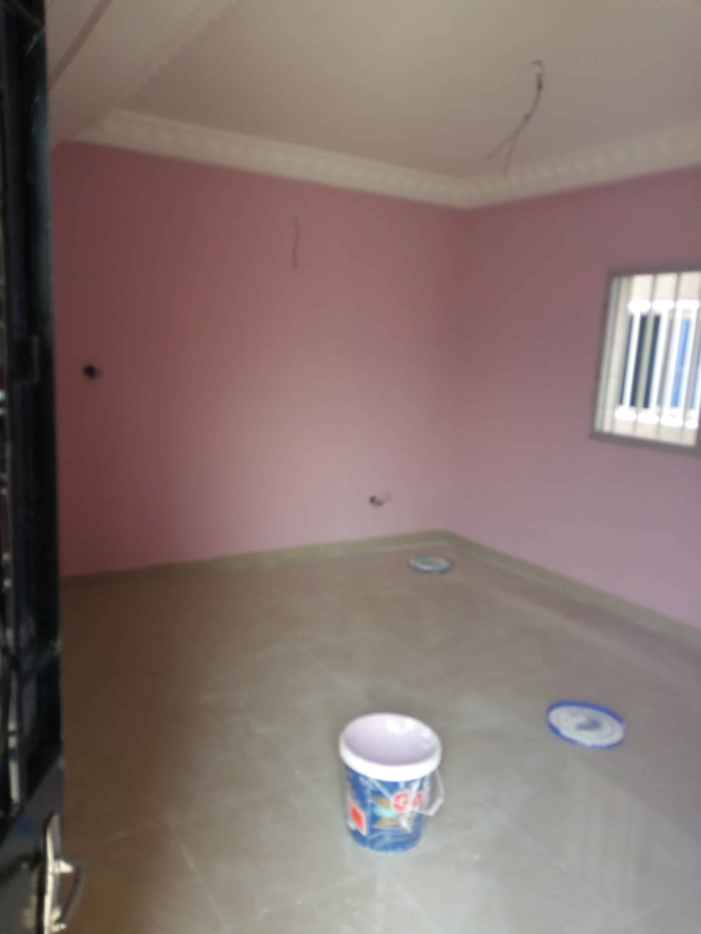 Apartment to rent - Douala, Akwa I, Sapeur - 1 living room(s), 1 bedroom(s), 1 bathroom(s) - 120 000 FCFA / month