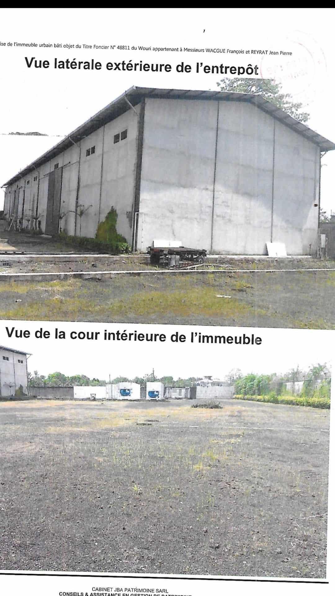 Store for sale at Douala, Yassa, Yansoki - 8000 m2 - 600 000 000 FCFA