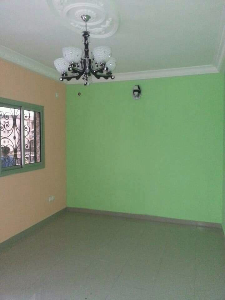 Apartment to rent - Douala, Kotto, Ver Baden Baden - 1 living room(s), 1 bedroom(s), 1 bathroom(s) - 75 000 FCFA / month