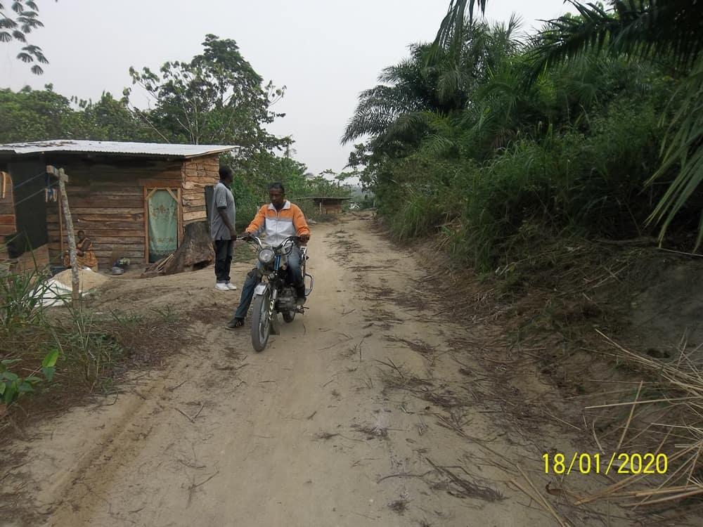 Terrain à vendre - Douala, Japoma, Japoma - 500 m2 - 6 000 000 FCFA