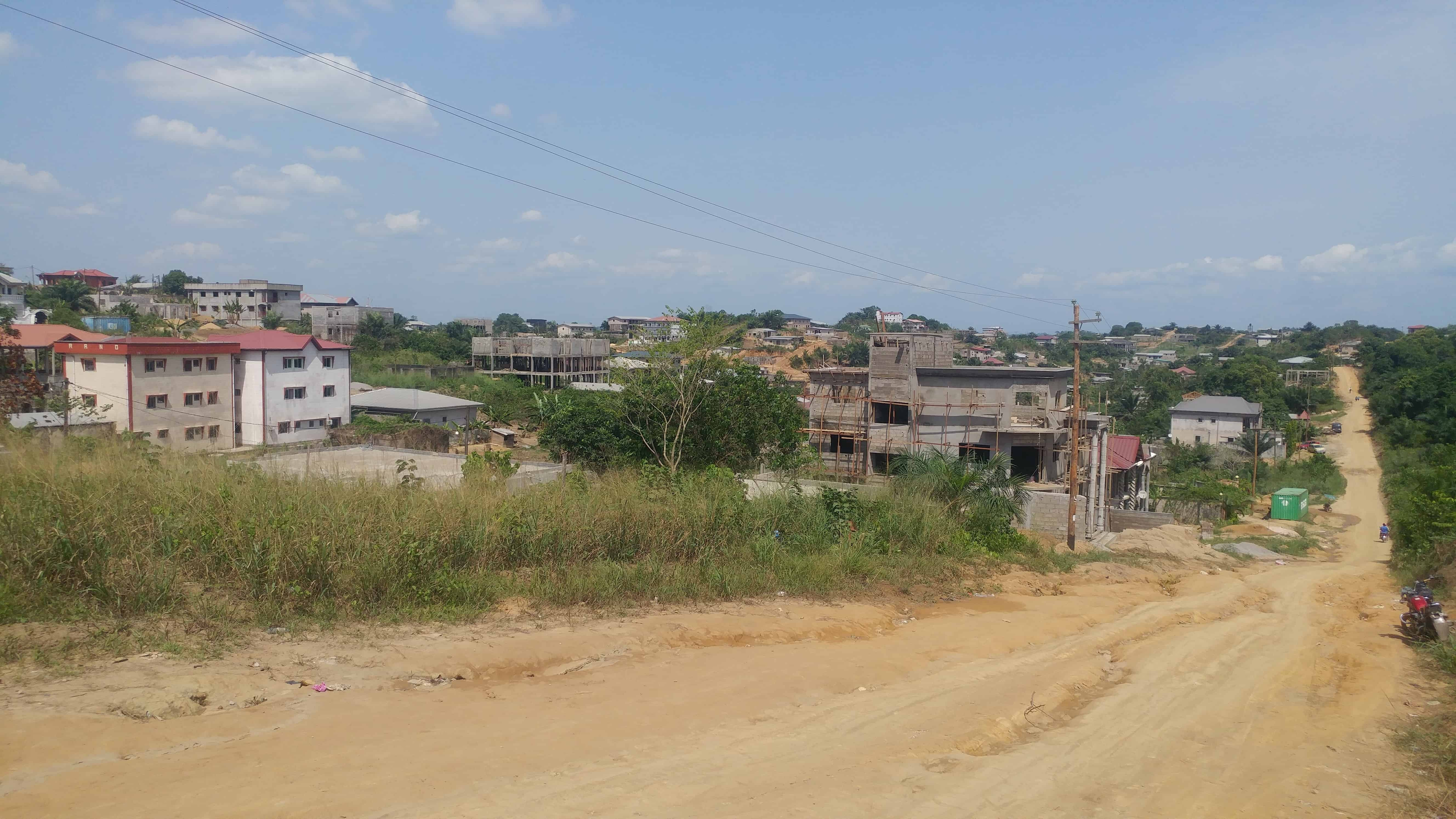 Terrain à vendre - Douala, Nyala Bassa, PK 12 génie militaire - 70000 m2 - 7 500 000 FCFA