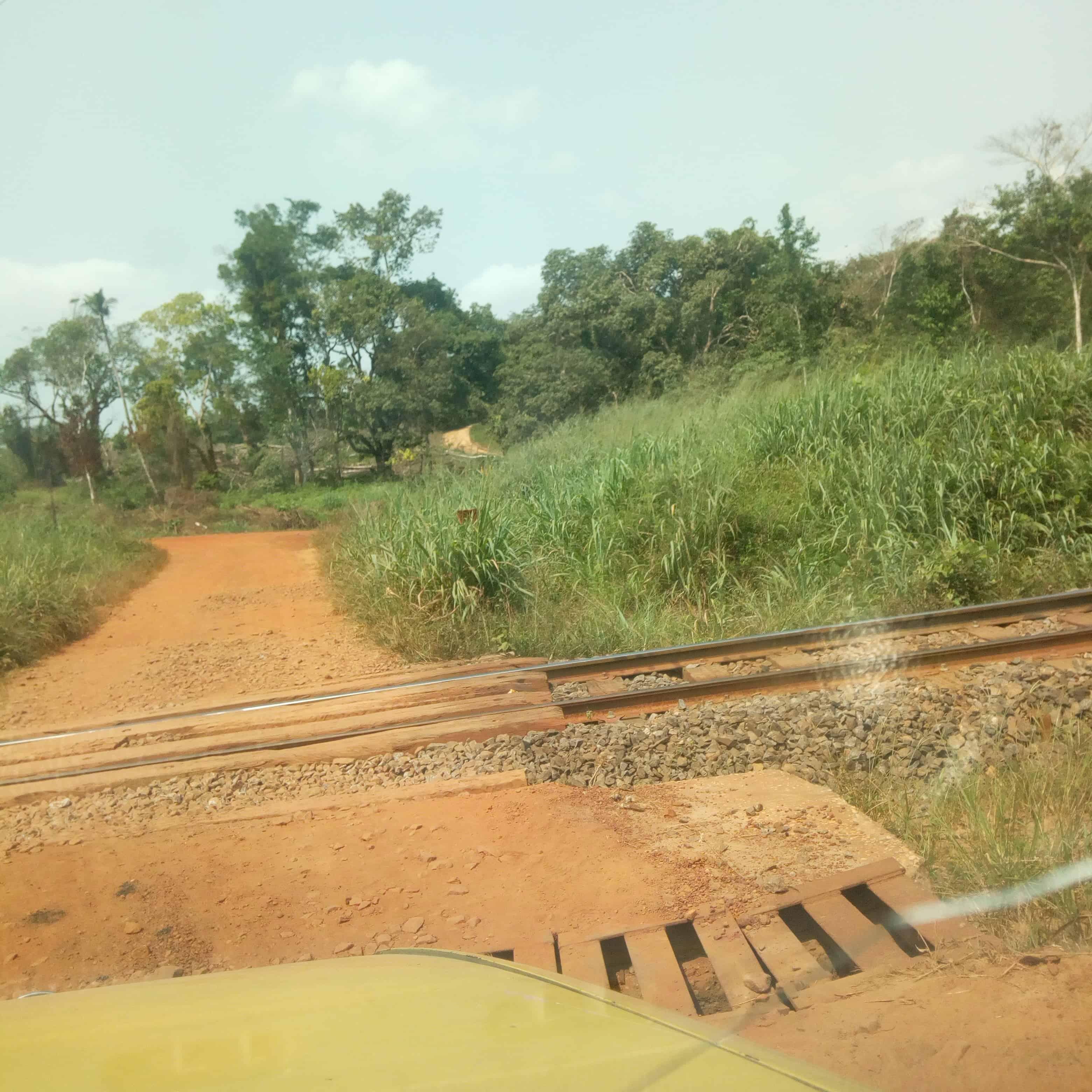 Terrain à vendre - Douala, PK 27, Carrefour PK31 - 500 m2 - 2 250 000 FCFA