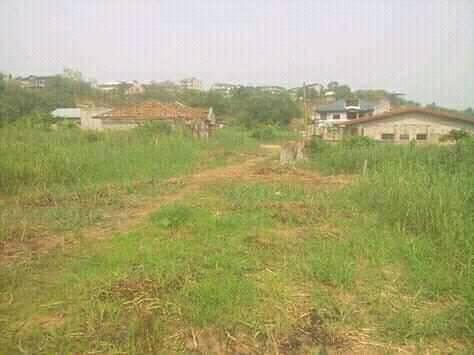 Land for sale at Douala, Logbessou I, bm - 250 m2 - 6 250 000 FCFA