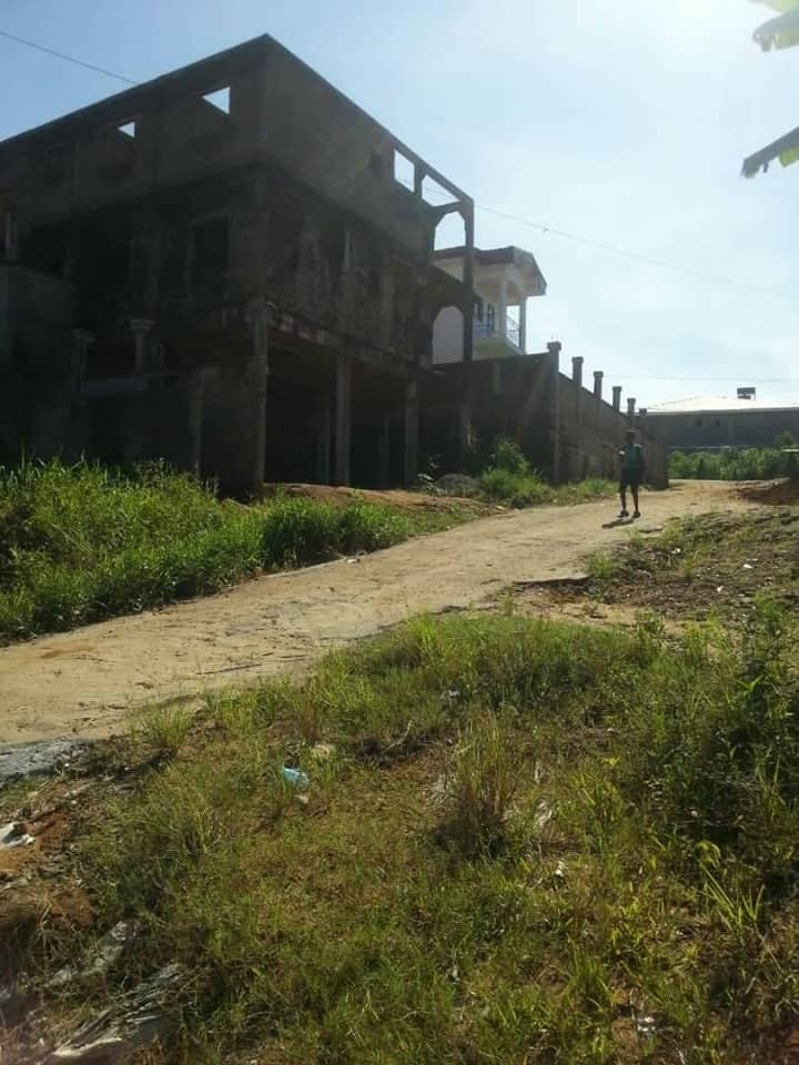 Land for sale at Douala, Bangue, college soflane - 200 m2 - 4 000 000 FCFA