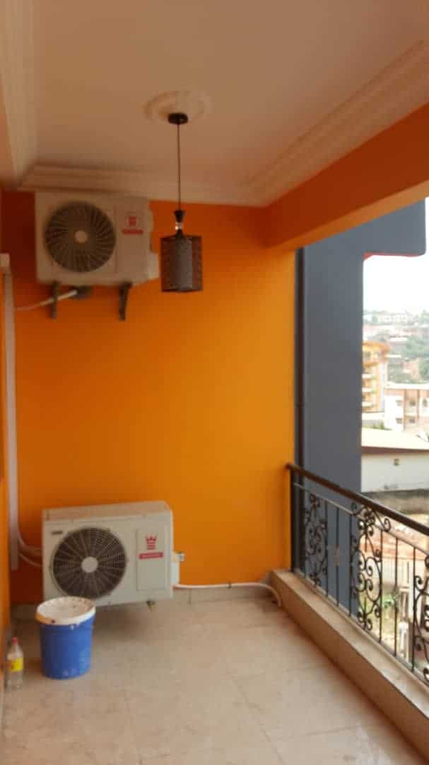 Apartment to rent - Yaoundé, Bastos, Appartements hauts standing à louer à Yaoundé bastos - 1 living room(s), 3 bedroom(s), 2 bathroom(s) - 800 000 FCFA / month