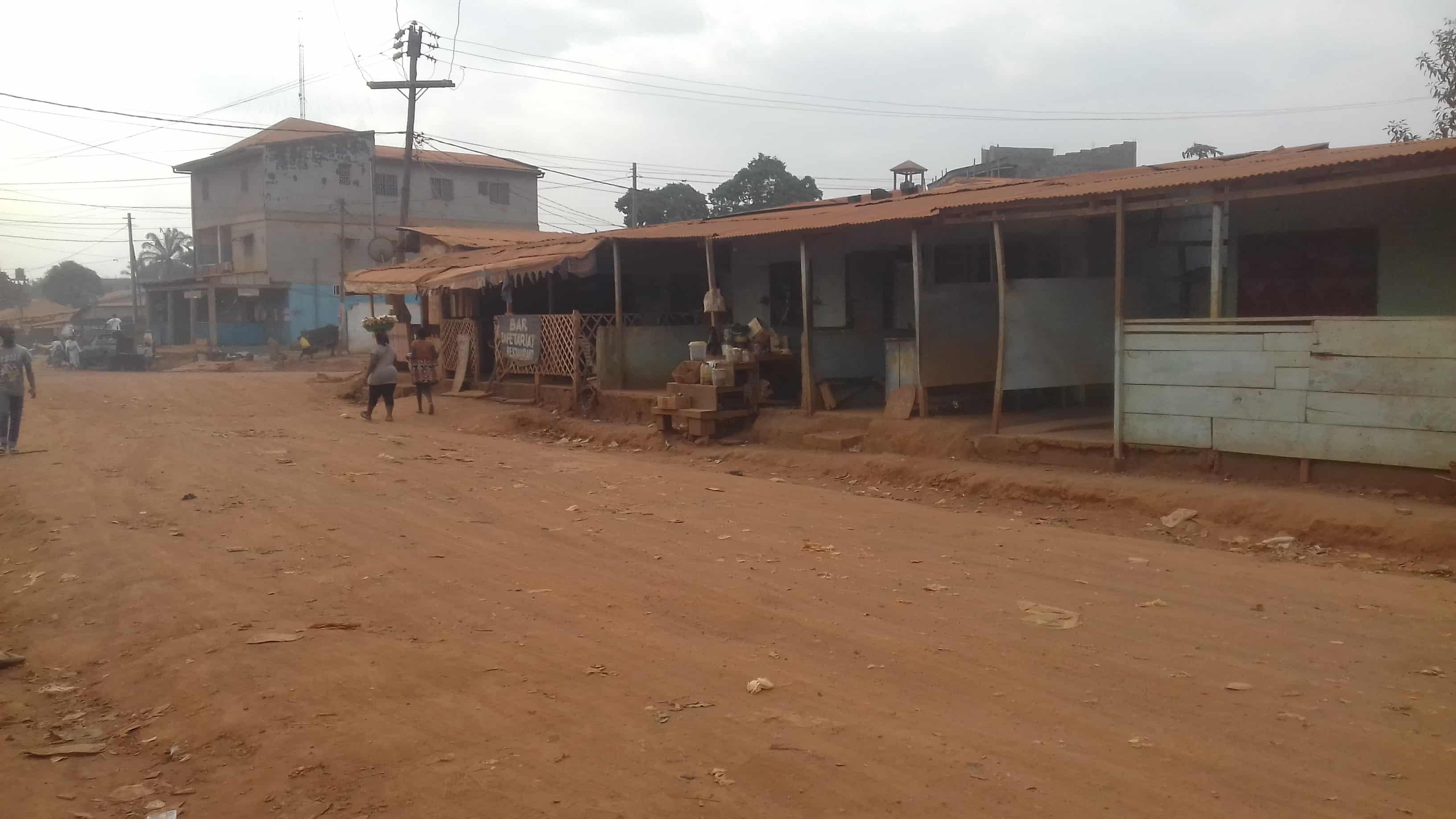 Land for sale at Yaoundé, Biteng, Nkoabang - 400 m2 - 29 000 000 FCFA