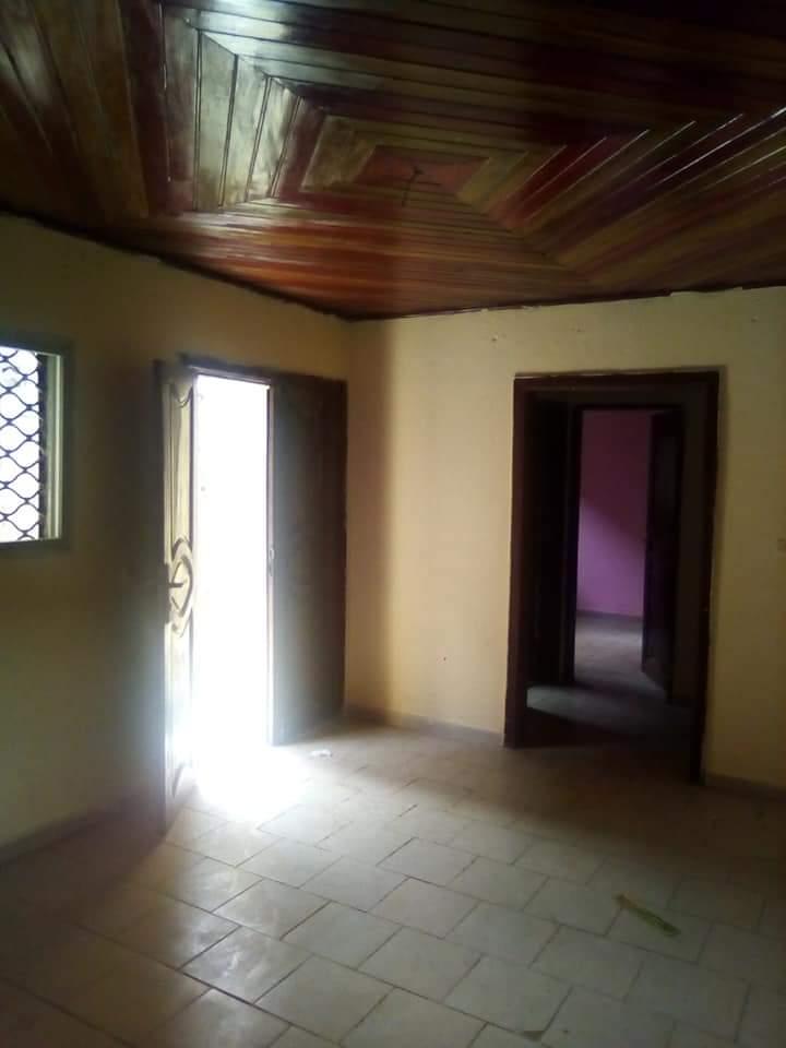 Apartment to rent - Douala, Kotto, Après résidence kotto - 1 living room(s), 2 bedroom(s), 1 bathroom(s) - 60 000 FCFA / month