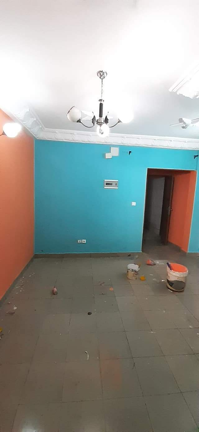 Apartment to rent - Douala, Makepe, Derrière le lycée de MAKEPÈ - 1 living room(s), 2 bedroom(s), 2 bathroom(s) - 100 000 FCFA / month